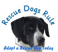 Rescue Dogs Rule Shirt